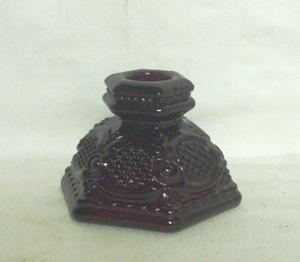 Avon 1876 Cape Cod Short Candleholder - Product Image
