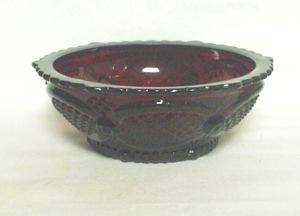 "Avon 1876 Cape Cod Dessert Bowl 5 1/4"" Wide - Product Image"