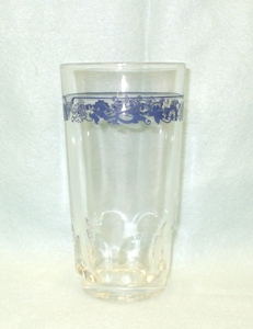 """Corelle Old Town Blue 5 1/2"""" Water Tumbler - Product Image"""