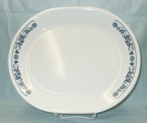 Corelle Old Town Blue Serving Platter - Product Image