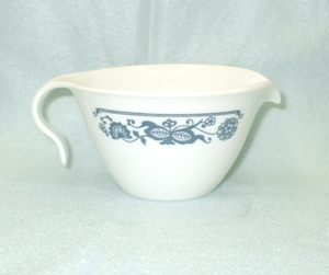 Corelle Old Town Blue Creamer - Product Image