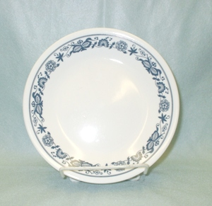 "Corelle Old Town Blue 6 3/4"" Bread Plate - Product Image"