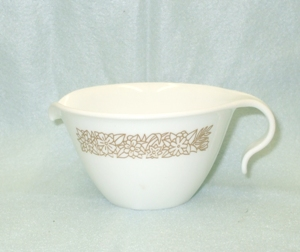 Corelle Woodland Brown  Creamer - Product Image