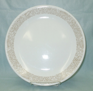 "Corelle Woodland Brown 10 1/4"" Dinner Plate - Product Image"