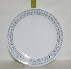 """Corelle BlueBerry Summer Impressions 6 3/4"""" Bread Plate - Product Image"""