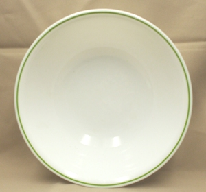 "Corelle Lt. Green Summer Impressions 10 /2"" Large Serving Bowl - Product Image"