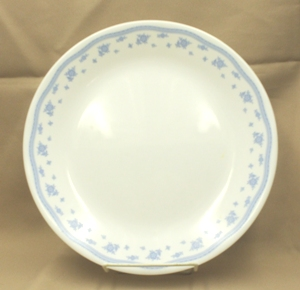 "Corelle Morning Blue 10 1/4"" Dinner Plate - Product Image"
