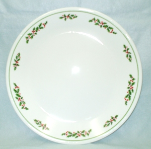 "Corelle Holly Berry 10 1/4"" Dinner Plate - Product Image"
