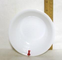 Corelle Winter Frost Dessert Bowl. - Product Image