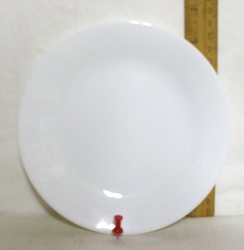 Corelle Winter Frost Bread Plate - Product Image