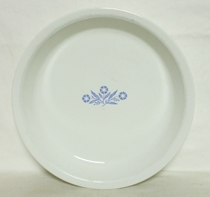 "Corning Blue Cornflower 9"" Pie Plate - Product Image"