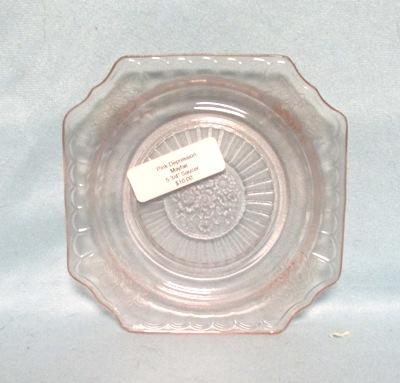 "Mayfair Pink 5 3/4"" Saucer - Product Image"