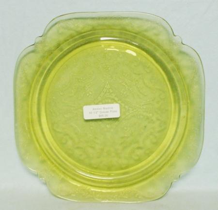 "Madrid Blue 10"" Oval Vegetable Bowl - Product Image"