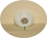 "Fire King Homestead 4 7/8""Dessert Bowl. - Product Image"