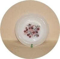 "Fire King Primrose 6 5/8"" Soup Bowl - Product Image"