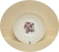 "Fire King Primrose 8 1/4"" Vegetable Bowl - Product Image"