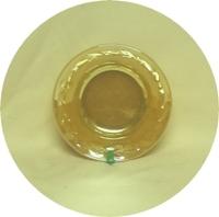 "Fire King Peach Lustre Laurel 4 7/8""Dessert Bowl - Product Image"