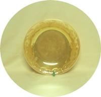 """Fire King Peach Lustre Laurel 7 5/8""""Soup Bowl - Product Image"""