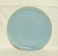 "Fire King Turquoise Blue 9""Lunch Plate - Product Image"