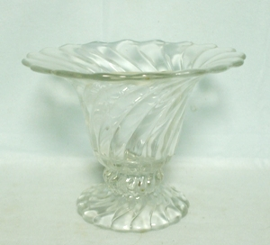 "Fostoria Colony 6"" Large Flaired Vase - Product Image"