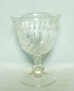 "Fostoria Colony 5 1/4"" Footed 9 oz Goblet - Product Image"
