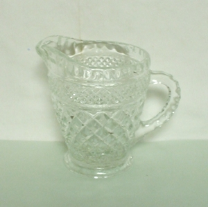 Wexford Small Cream Pitcher - Product Image