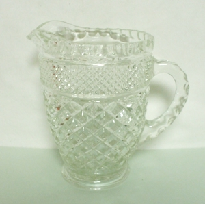 Wexford Large 18 oz Footed Milk Pitcher - Product Image