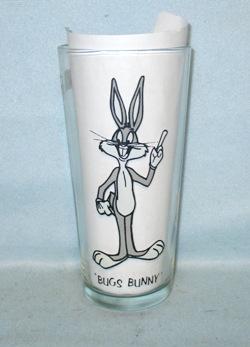 Bugs Bunny 1973 Warner Bros.Pepsi Collector Glass - Product Image