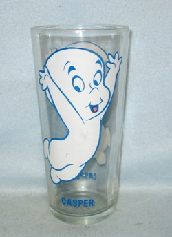 Casper Pepsi Collector Series Collector Glass - Product Image