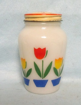 Fire king Ivory Tulip Pepper Range Shaker - Product Image