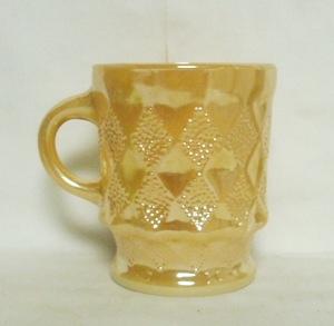 Fireking Kimberly Peach Luster Coffee Mug - Product Image