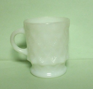 Fireking Kimberly White Coffee Mug - Product Image