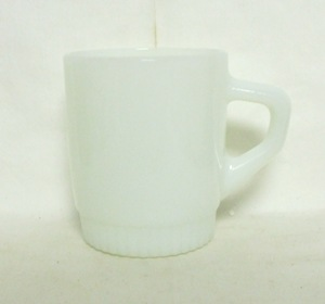 Fireking Light Yellow Stackable Mug - Product Image