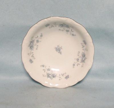 John Haviland Blue Garland Dessert or Fruit Bowl - Product Image