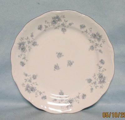 John Haviland Blue Garland Dinner Plate - Product Image