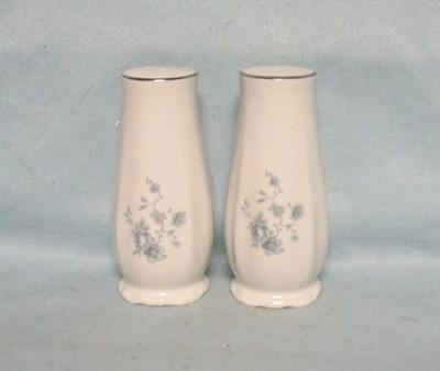 John Haviland Blue Garland Salt & Pepper Shakers - Product Image