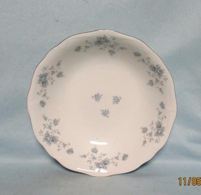 John Haviland Blue Garland Soup Bowl - Product Image