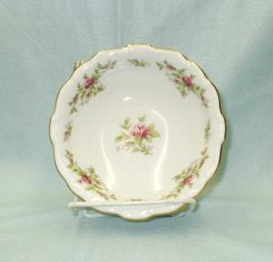 John Haviland Moss Rose Dessert or Fruit Bowl - Product Image