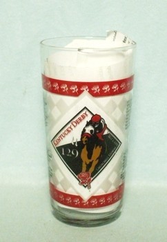 Kentucky Derby 129 Glass May 3 2003 - Product Image
