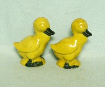 Made in Japan Yellow Duck Salt and Pepper - Product Image