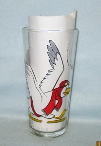 Orville Seagull 1977 Warner Bros.Pepsi Collector Glass - Product Image