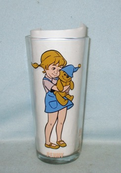 Penny 1977 Warner Bros.Rescuers Pepsi Collector Glass - Product Image