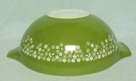 "Pyrex Crazy Daisy Cinderella 10 1/2"" Mixing Bowl - Product Image"