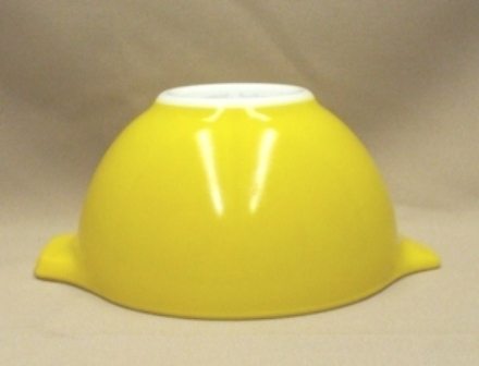 "Pyrex Sunflower Cinderella 6"" Mixing Bowl - Product Image"