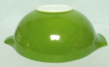 "Pyrex Verde Green Cinderella 10 1/2"" Mixing Bowl - Product Image"