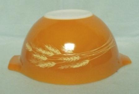 "Pyrex Wheat Cinderella 6"" Mixing Bowl - Product Image"