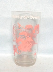 "Rare Wizard of OZ ""Dorthy"" Collector Glass - Product Image"