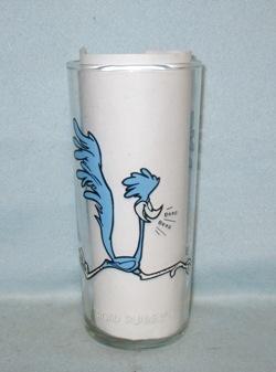 Road Runner 1973 Warner Bros.Pepsi Collector Glass - Product Image