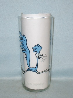 Road Runner 1973 Warner Bros.Pepsi Collector Glass - Product Image