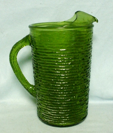 Soreno Avocado 64 oz Water Pitcher - Product Image